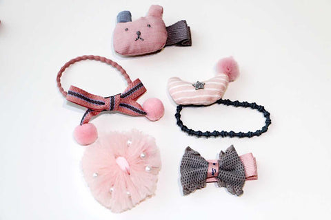 Girls Hair Accessories, Evelyn