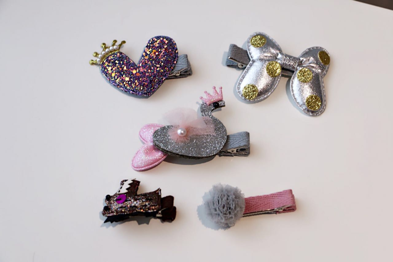 Girls Hair Accessories-Ella
