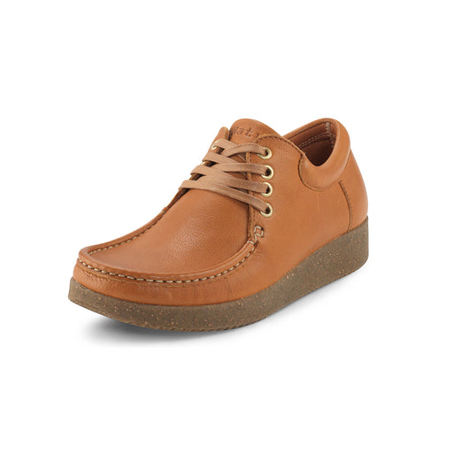 Anna Eco Leather - Chestnut-Nature Footwear-Nature Footwear