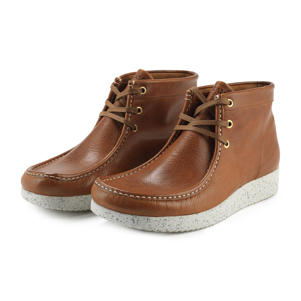 Anton Leather - Tobacco-Nature Footwear-Nature Footwear