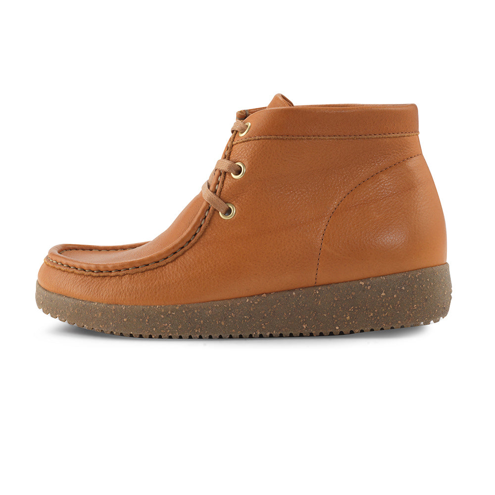 Emma Eco Leather - Chestnut-Nature Footwear-Nature Footwear