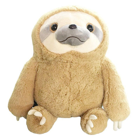 Plush Sloth Cuddle Buddy