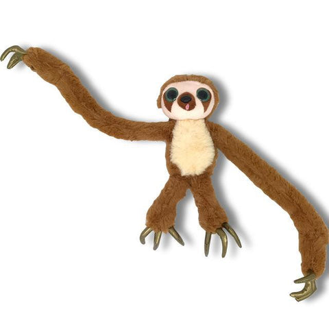 Hangin out sloth plush