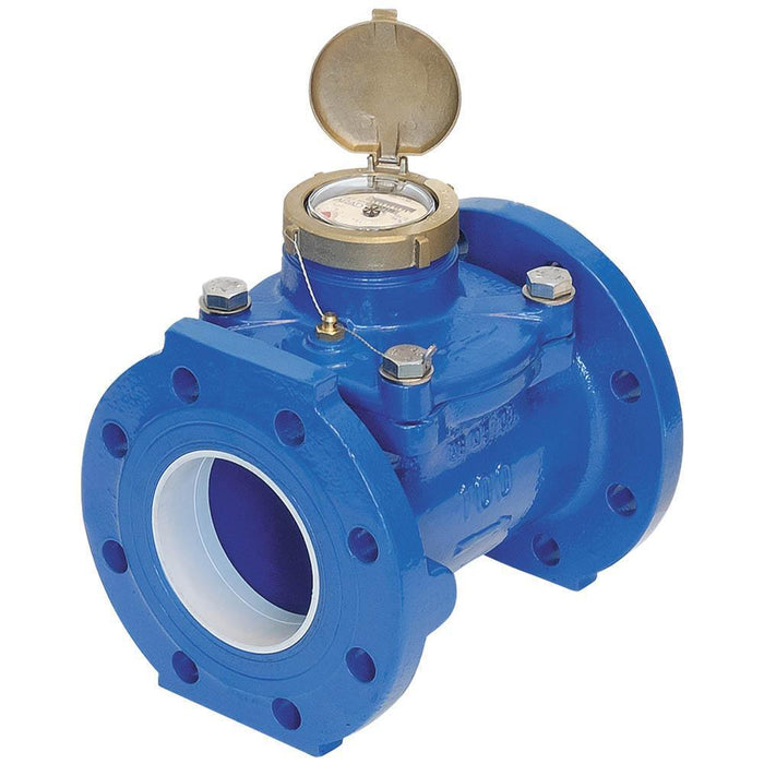 100mm Netafim Water Meters - IRT Flanged