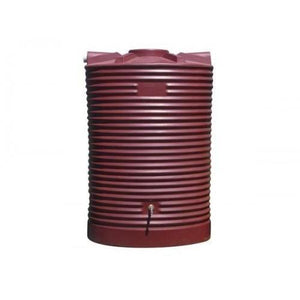 1500LTR Slimline Water Tank-Water Tanks - Perth Only-Land and Water Technology