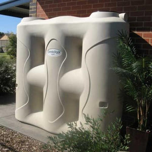 3000LTR Slimline Water Tank-Water Tanks - Perth Only-Land and Water Technology (550527270975)