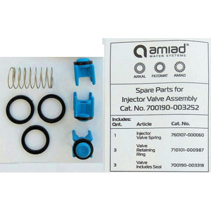 Amiad Fertiliser Injection Spare Part Kit