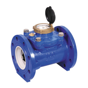50mm Woltman Turbo Water Meters - WST Flanged