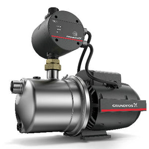 Grundfos JP PM Self Priming Jet Pump With Pressure Manager
