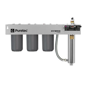 Puretec Hybrid R10 | Whole House UV Water Treatment System