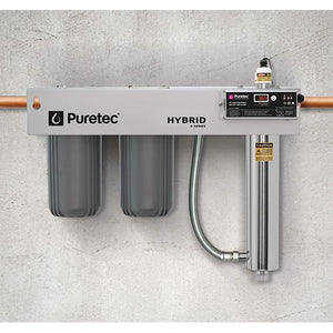 Puretec R1 | Whole House UV Water Treatment System