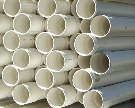 PVC Stormwater Pipe 6m Length Crates (BULK BUY)