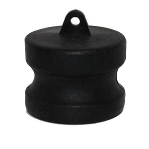 Type DP Polypropylene Camlocks Dust Plugs