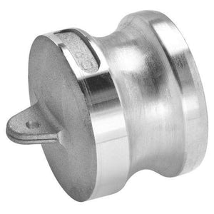 Type DP Aluminium Camlock Dust Plugs