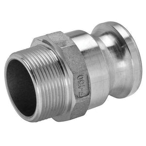 Type F Aluminium Camlocks