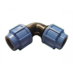 Alprene Metric Poly Fittings - Elbows-Poly Pipe & Fittings-Land and Water Technology