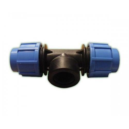 Alprene Metric Poly Fittings - Female Threaded Tees