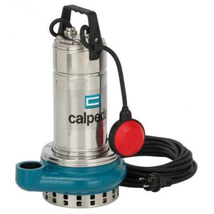 Calpeda GQRM Submersible Drainage & Sewage Pump-Pumps-Land and Water Technology (531327811647)