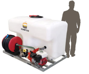 1000 Litre Compact Firefighter Units