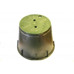 COMMERCIAL VALVE BOX - Large Round-Valves & Valve Boxes-Land and Water Technology