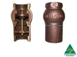 Alderdice Vertical Check Valves