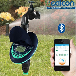 Galcon 9001BT 25mm Battery Operated Tap Timer with Bluetooth-Irrigation Supplies-Land and Water Technology