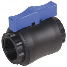 Hansen Full Flow Ball Valves Threaded-Valves & Valve Boxes-Land and Water Technology