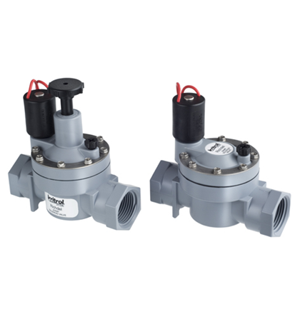 Irritrol (Richdel) 204/205 Series Solenoid Valves