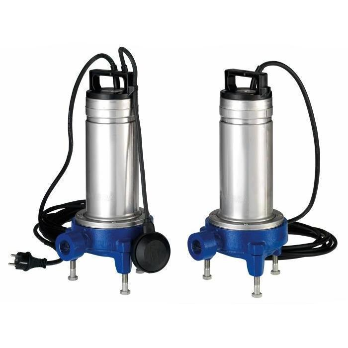 Lowara DOMO GRI Series - Submersible Grinder Pumps
