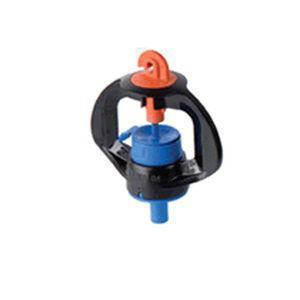 Netafim Gyronet Sprinklers - Short Range Blue Swivel (with stake & tube)-Irrigation Supplies-Land and Water Technology