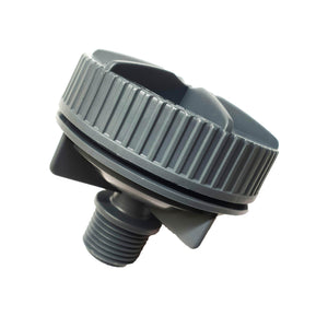 Netafim Line Air Valve with 15mm Male BSP Thread-Irrigation Supplies-Land and Water Technology