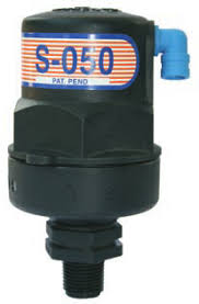 Netafim Segev Automatic Air Valve