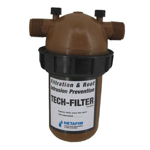 Netafim Techfilter Filter with Cartridge-Water Filters-Land and Water Technology