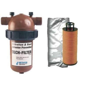 Netafim Techfilter Filter with Cartridge-Water Filters-Land and Water Technology (541902929983)