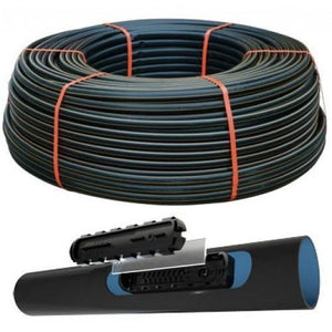 Netafim Uniram 16mm Drip Line 400 metre Coils-Irrigation Supplies-Land and Water Technology (529680990271)