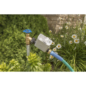 Orbit B-Hyve Tap Timer With Wi-Fi Hub-Irrigation Supplies-Land and Water Technology