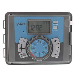 Orbit Easy Set Logic Controller Indoor/Outdoor-Irrigation Supplies-Land and Water Technology