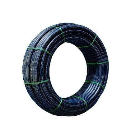 110mm Metric Blueline Poly Pipe Coil PN12.5 - PICKUP PERTH ONLY