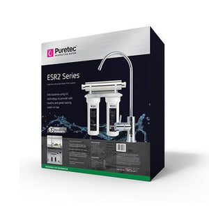 Puretec Ecotrol ESR2 Series | Undersink UV Water Filter System-Water Purification-Land and Water Technology
