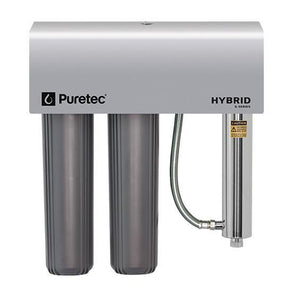 Puretec Hybrid G Series | Filtration & Ultraviolet All in One Unit-Water Purification-Land and Water Technology