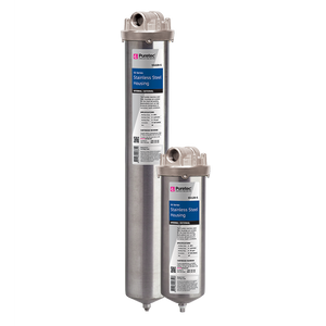Puretec SS Series | Stainless Steel Housings-Water Purification-Land and Water Technology