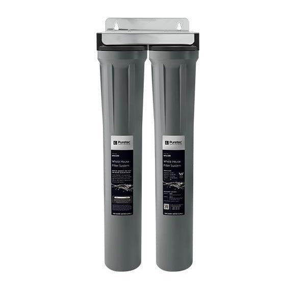 Puretec WH2200 Series | Whole House Slimline Water Filter System