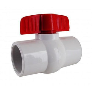 PVC Ball Valves - Slip-Valves & Valve Boxes-Land and Water Technology