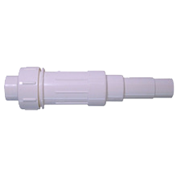 Repair Coupling - Telescopic-PVC Pipe & Fittings-Land and Water Technology (548320280639)