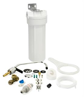 Single U-Sink Complete Home Water Filter Kit