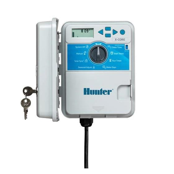 Hunter X-CORE Irrigation Controllers
