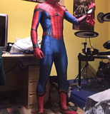 Spiderman Homecoming-Cosplay Wars