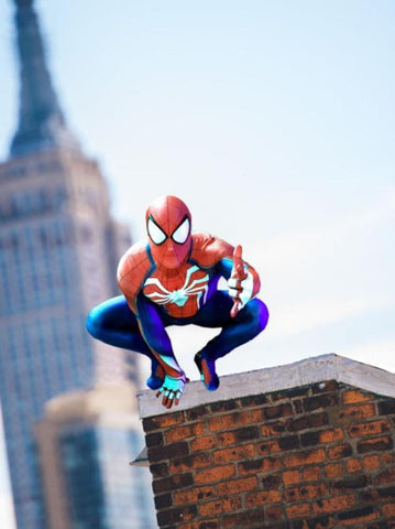 Spiderman PS4 Version-Cosplay Wars