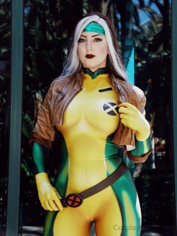 X-men Rogue-Cosplay Wars