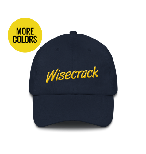 Wisecrack Logo Dad Hat